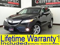 Acura RDX AWD TECHNOLOGY PKG NAVIGATION SUNROOF LEATHER HEATED SEATS REAR CAMERA 2015