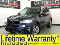 BMW X5 sDRIVE35i DRIVER ASSIST PKG PREMIUM PKG HEADSUP DISPLAY BLIND SPOT ASSIST ADAPTIVE CR 2014