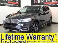 BMW X5 xDrive50i V8 XLINE DRIVE ASSIST PLUS EXECUTIVE PKG HEADS UP DISPLAY NAVIGATION 2014