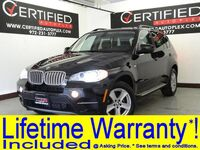 BMW X5 xDrive35d COLD WEATHER PKG NAVIGATION PANORAMA LEATHER HEATED SEATS REAR PARKING AID 2013