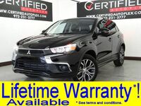 Mitsubishi Outlander Sport 2.0 ES BLUETOOTH POWER LOCKS POWER WINDOWS POWER HEATED MIRRORS 2016