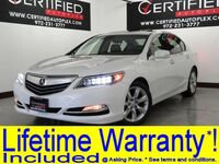 Acura RLX LANE DEPARTURE SYSTEM NAVIGATION SUNROOF LEATHER HEATED SEATS RE 2014