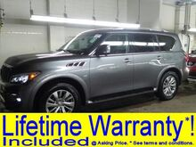 2016 INFINITI QX80 4WD LANE DEPARTURE WARNING NAVIGATION SUNROOF LEATHER HEATED SEATS Carrollton TX