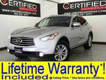 2015 INFINITI QX70 AWD PREMIUM PKG NAVIGATION SUNROOF LEATHER HEATED SEATS SURROUND VIEW CAMER