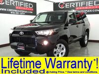 Toyota 4Runner SR5 4WD NAVIGATION REAR CAMERA 3RD SEAT HEATED MIRRORS POWER LOCKS 2016