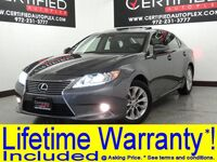 Lexus ES 300h LUXURY PKG BLIND SPOT MONITOR NAVIGATION SUNROOF LEATHER HEATED/COOLED SEA 2013