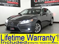 Lexus ES 300h LUXURY PKG BLIND SPOT MONITOR NAVIGATION SUNROOF LEATHER HEATED/COOLED SEAT 2014