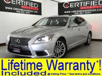 Lexus LS 460L BLIND SPOT MONITOR LANE DEPARTURE SYSTEM NAVIGATION MARK LEVINSON SOUND 2014