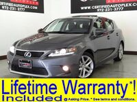 Lexus CT 200h SUNROOF LEATHER SEATS KEYLESS START BLUETOOTH POWER LOCKS POWER DRIVER SEAT 2015