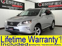 Lexus RX 350 AWD PREMIUM PKG BLIND SPOT ASSIST SUNROOF LEATHER HEATED/COOLED SEATS 2015