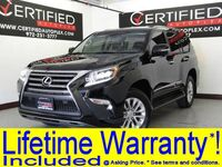 Lexus GX 460 4WD V8 BLIND SPOT MONITOR NAVIGATION SUNROOF LEATHER HEATED SEATS 2014