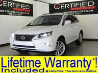 Lexus RX 450h PREMIUM PKG COMFORT PKG BLIND SPOT ASSIST NAVIGATION SUNROOF LEATHER 2014
