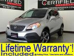 2013 Buick Encore REAR CAMERA BLUETOOTH POWER LOCKS POWER DRIVER SEAT POWER WINDOWS