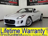 Jaguar F-Type CONVERTIBLE NAVIGATION LEATHER SEATS MERIDIAN SOUND SYSTEM BLUETOOTH POWER LOCKS 2016