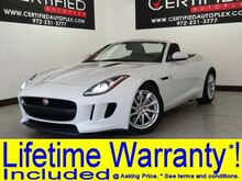 2016 Jaguar F-Type CONVERTIBLE NAVIGATION LEATHER SEATS MERIDIAN SOUND SYSTEM BLUETOOTH POWER LOCKS Carrollton TX