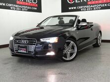 Audi S5 CONVERTIBLE 3.0T QUATTRO SUPERCHARGED PREMIUM PLUS BLIND SPOT MONITOR BANG & OLUFSEN 2014