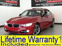 BMW 328i SPORT LINE PREMIUM PKG DRIVER ASSIST PKG LIGHTING PKG NAVIGATION SUNROOF 2015