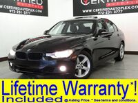 BMW 328i NAVIGATION SUNROOF LEATHER HEATED SEATS BLUETOOTH KEYLESS START REAR A/C 2014