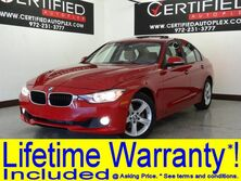 BMW 328i SUNROOF LEATHER REAR CAMERA REAR PARKING AID BLUETOOTH 2013
