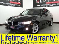 BMW 328i DRIVER ASSIST PKG NAVIGATION SUNROOF HEATED SEATS REAR CAMERA 2015