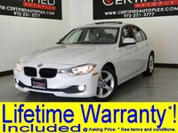 BMW 328d NAVIGATION SUNROOF HEATED SEATS BLUETOOTH REAR A/C AMBIENT LIGHTING 2014