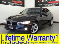 BMW 328d SUNROOF HEATED SEATS BLUETOOTH REAR A/C AMBIENT LIGHTING STORAGE PKG 2014
