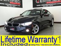 BMW 428i COUPE NAVIGATION SUNROOF LEATHER HEATED SEATS BLUETOOTH POWER LOCKS POWER SEATS 2014