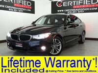 BMW 335i xDrive GRAN TURISMO SPORT LINE PREMIUM PKG DRIVER ASSIST PKG NAVIGATION SUNROOF LEATHER HEATED 2014