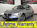 2014 BMW 535i NAVIGATION SUNROOF LEATHER HEATED SEATS BLUETOOTH KEYLESS START REAR A/C
