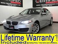 BMW 535i NAVIGATION SUNROOF LEATHER HEATED SEATS BLUETOOTH KEYLESS START REAR A/C 2014