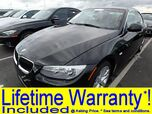 2013 BMW 328i CONVERTIBLE NAVIGATION LEATHER HEATED SEATS REAR CAMERA PARK ASSIST REAR PARKING AID