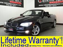 BMW 335i CONVERTIBLE NAVIGATION HARMAN KARDON SOUND LEATHER HEATED SEATS PARK ASSIST REAR PARKIN 2013