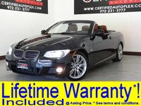 BMW 335i CONVERTIBLE M SPORT PKG NAVIGATION LEATHER HEATED SEATS BLUETOOTH PADDLE SHIFTERS 2013