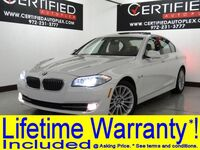 BMW 535i HEADSUP DISPLAY NAVIGATION SUNROOF LEATHER HEATED SEATS KEYLESS START 2013