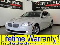 BMW 550i EXECUTIVE PKG HEADS UP DISPLAY NAVIGATION SUNROOF LEATHER HEATED/COOLED SEA 2013
