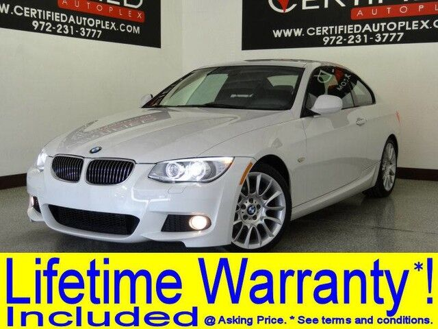 2013 BMW 328i COUPE M SPORT PKG NAVIGATION LEATHER BLUETOOTH KEYLESS START PADDLE SHIFTERS Carrollton TX