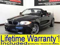 BMW 135is CONVERTIBLE M SPORT TECHNOLOGY PKG NAVIGATION HEATED SEATS BLUETOOTH PADDLE SHIFTERS 2013