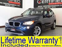 BMW X1 xDrive28i ULTIMATE PKG COLD WEATHER PKG NAVIGATION PANORAMA HEATED SEATS REAR CAMERA 2014