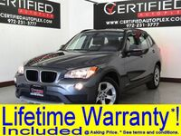 BMW X1 sDrive28i BLUETOOTH LEATHER WRAPPED STEERING WHEEL ROOF LUGGAGE RACK POWER LOCKS 2015