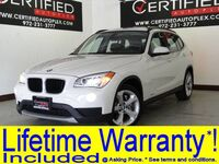 BMW X1 xDrive35i ULTIMATE PKG COLD WEATHER PKG NAVIGATION PANORAMA LEATHER HEATED SEATS 2014