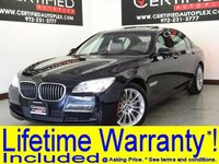 BMW 740Li xDrive M SPORT DRIVER ASSIST PLUS COLD WEATHER PKG HEADS UP DISPLAY HARMAN KARDON 2014