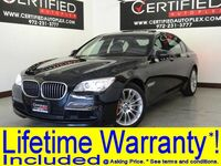BMW 740Li xDrive M SPORT PKG SPORT PKG EXECUTIVE PKG COLD WEATHER PKG HEADS UP DISPLAY 2014