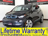 BMW i3 REX MEGA WORLD NAVIGATION HEATED SEATS REAR PARKING AID BLUETOOTH 2014