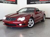 Mercedes-Benz SL500 CONVERTIBLE NAVIGATION LEATHER HEATED SEATS BOSE SOUND SYSTEM KEYLESS ENTRY POWER LOCKS 2004