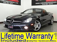 Mercedes-Benz SL550 5.5L NAVIGATION LEATHER HEATED/COOLED SEATS REAR PARKING AID BLUETOOTH 2012