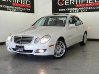 Mercedes-Benz E350 4MATIC NAVIGATION HARMAN KARDON SOUND SYSTEM SUNROOF LEATHER HEATED SEATS 2008