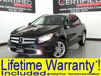 Mercedes-Benz GLA COLLISION PREVENTION ASSIST PLUS NAVIGATION PANORAMA LEATHER SEA 2016