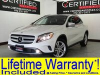 Mercedes-Benz GLA250 NAVIGATION PANORAMIC ROOF LEATHER BLUETOOTH KEYLESS START POWER 2016