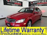 Mercedes-Benz C250 SPORT SUNROOF LEATHER HEATED SEATS BLUETOOTH LEATHER WRAPPED STEERING WHEEL 2014