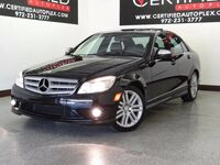 Mercedes-Benz C300 SPORT PANORAMA LEATHER HEATED SEATS BLUETOOTH KEYLESS ENTRY POWER LOCKS 2008